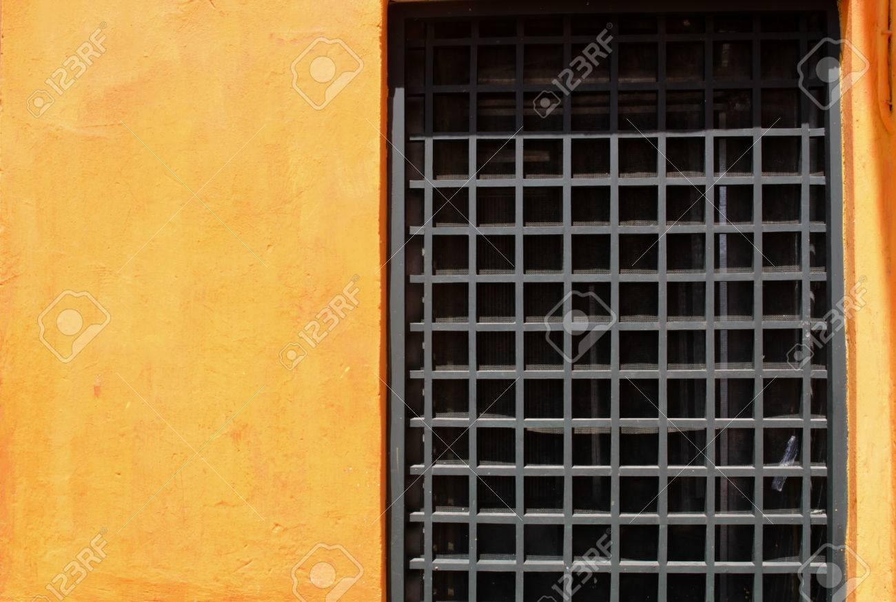 Grille Pour Fenêtre Banque Dimages Et Photos Libres De Droits