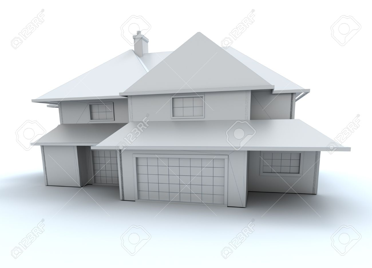 Architecture House Model