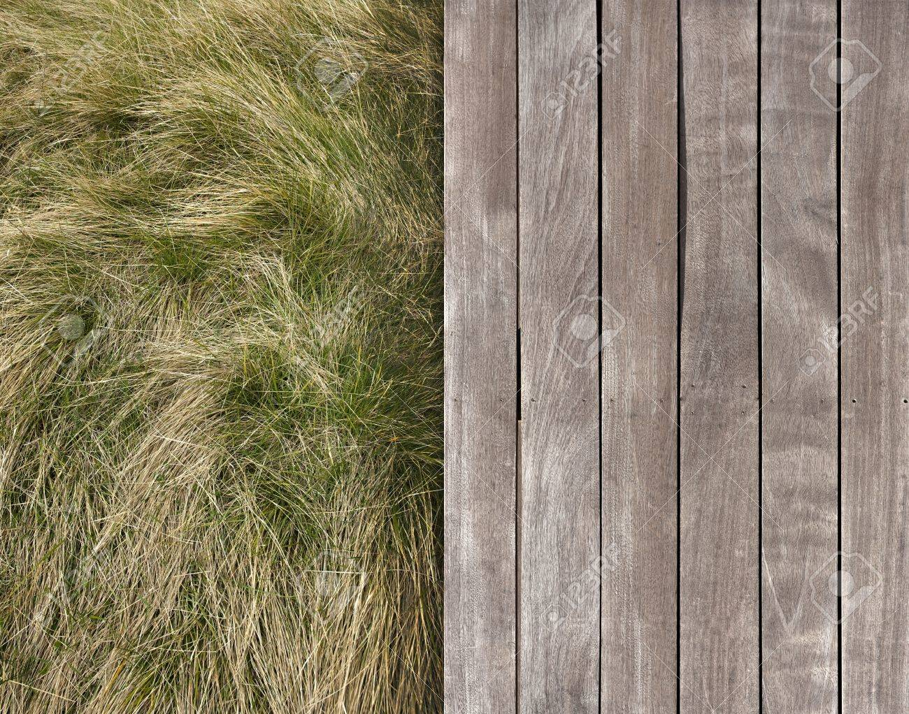 wild grass texture. Fine Texture Contrasting Texture Of Wooden Deck And Wild Grass Stock Photo  16082422 And Wild Grass Texture L