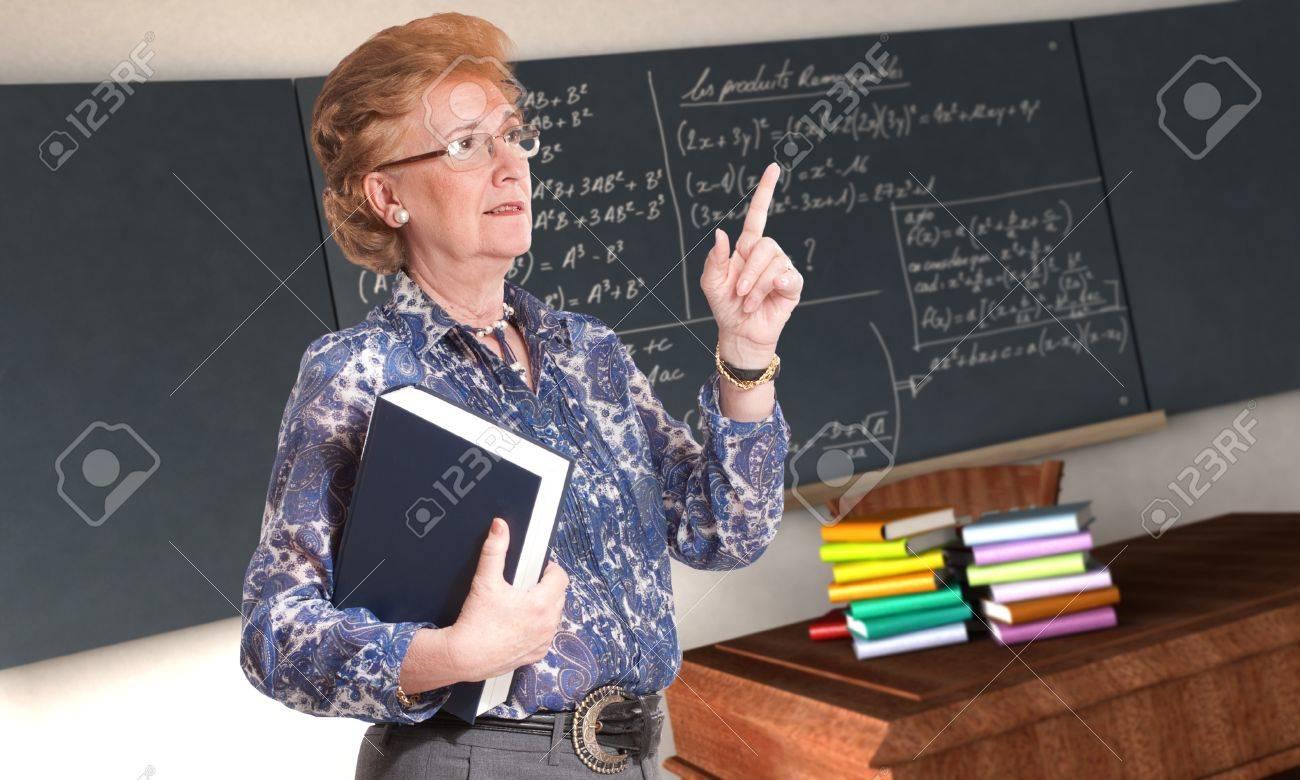 die lehrerin reife