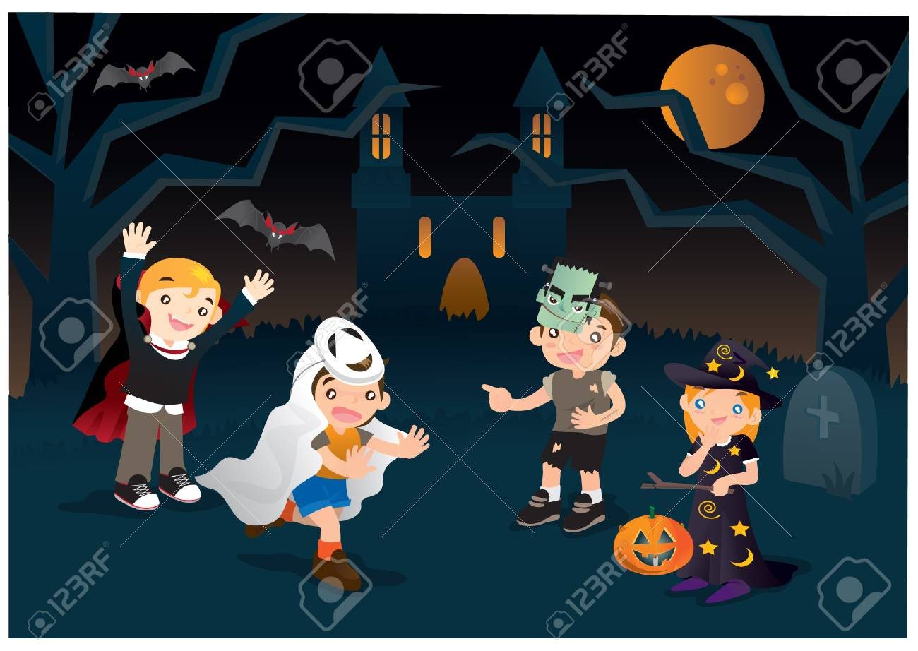 Halloween Adventure.Halloween Adventure