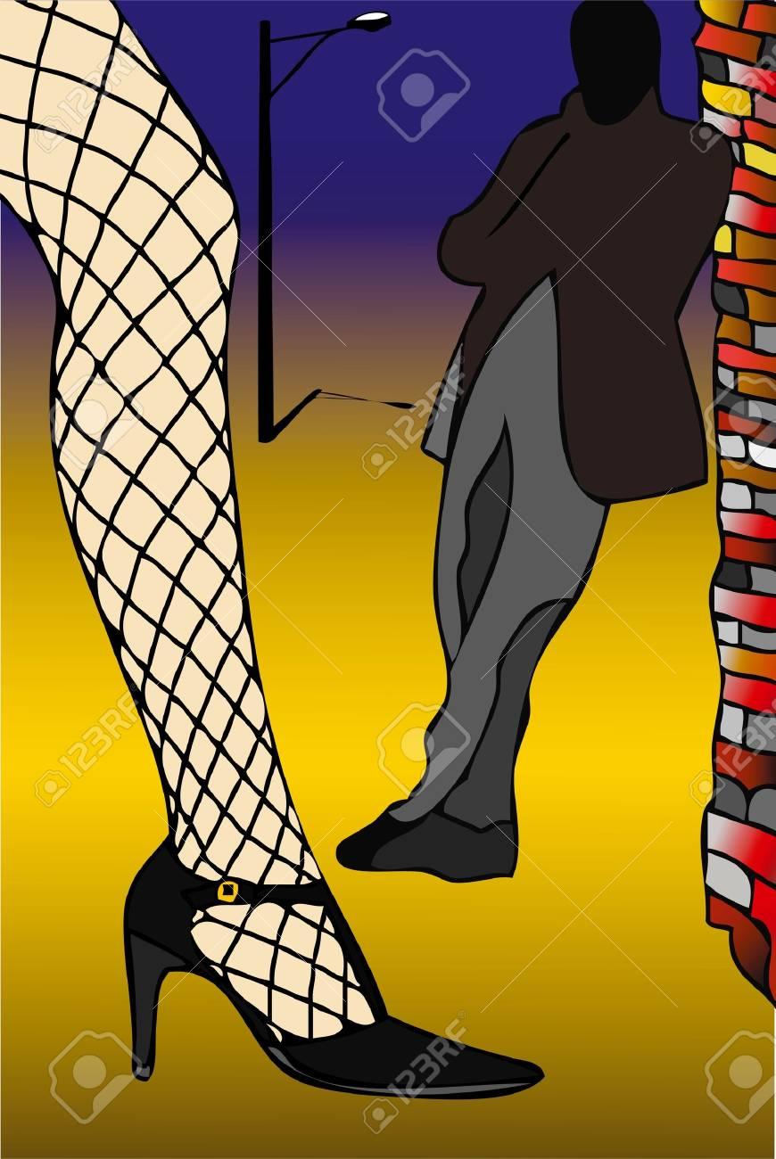 prostitutas haciendo la calle mujeres protituta