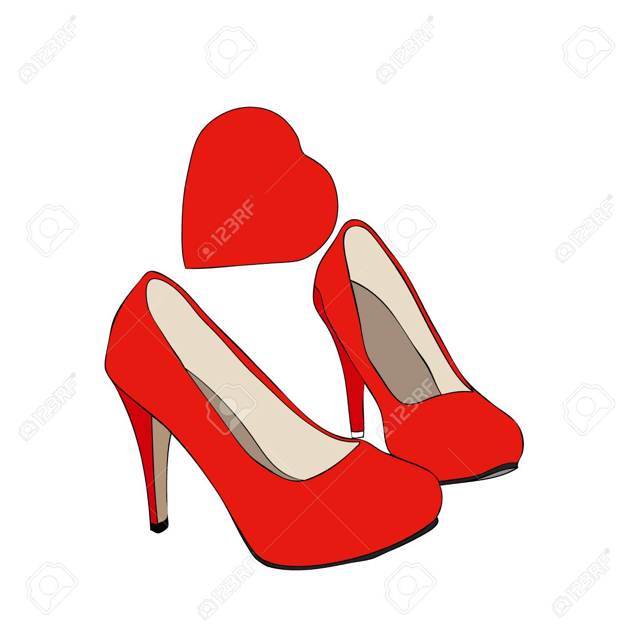 los angeles bcaae 40b3b Shoes that passion - Symbolic image to represent your passion..