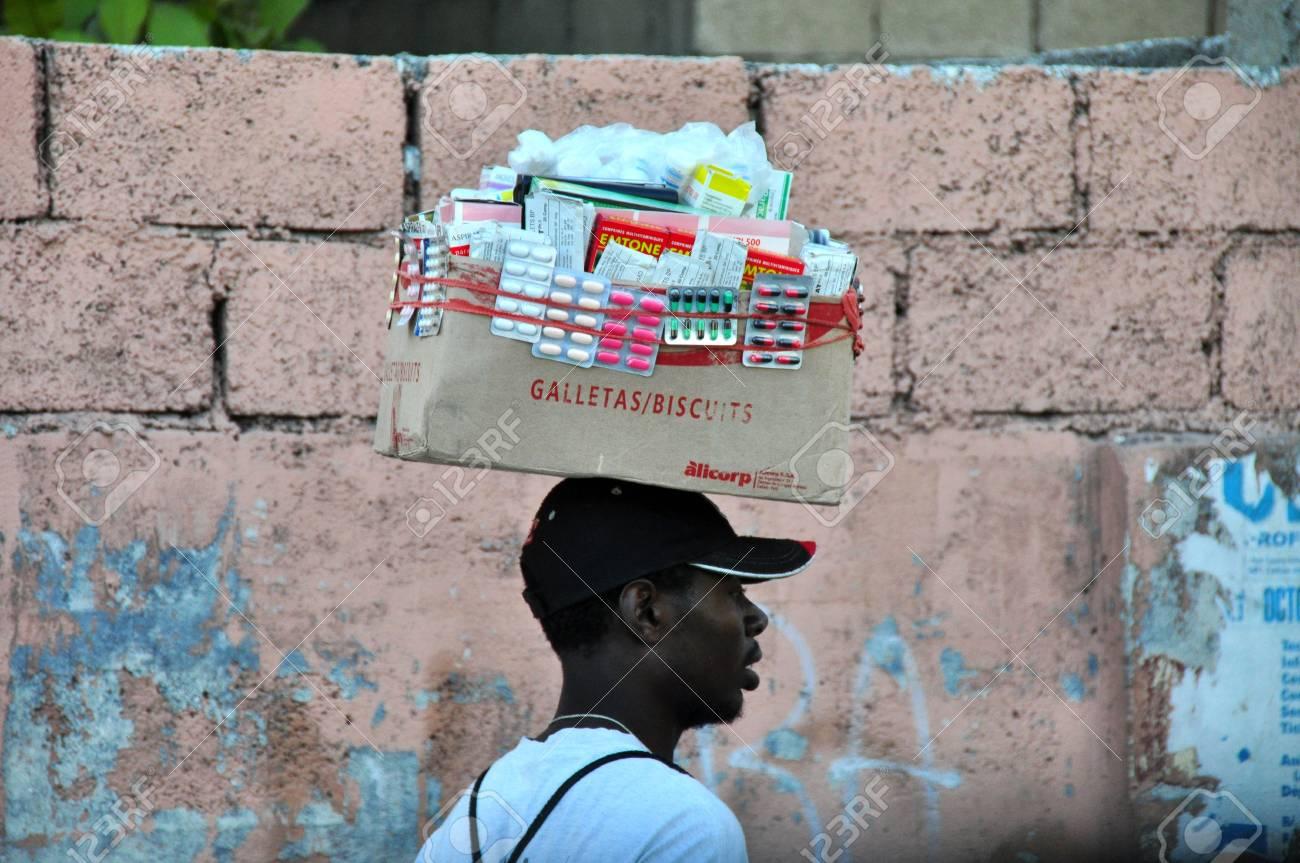 Haiti Earthquake 2010 Stock Photo - 8149728