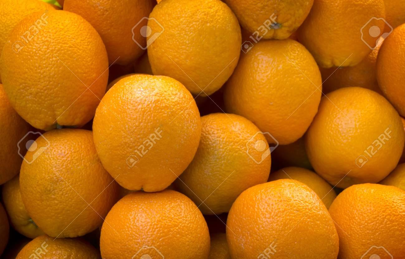 Orange fruits ripe and tasty Stock Photo - 14666866