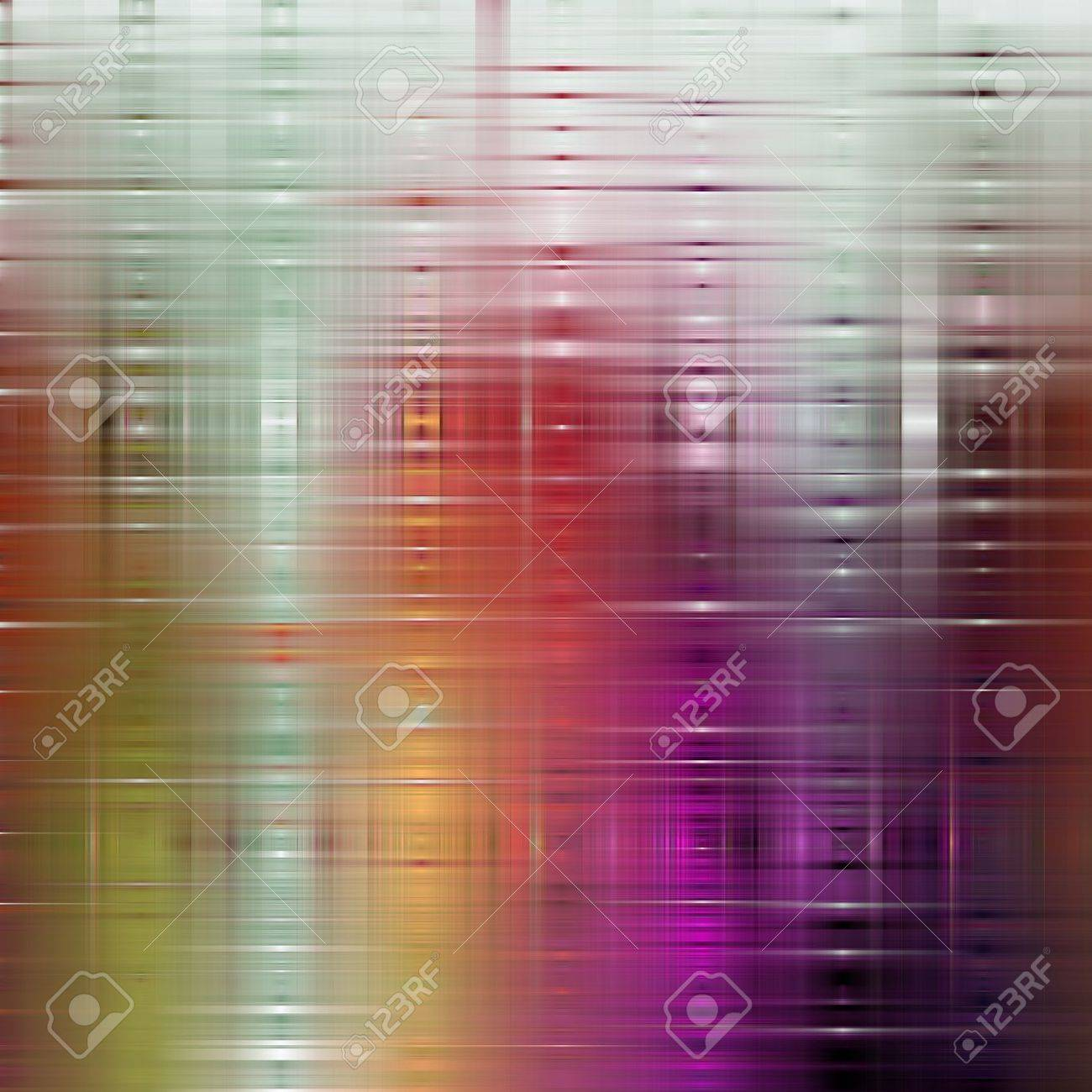 Abstract illustrated glass background pattern Stock Photo - 9208159