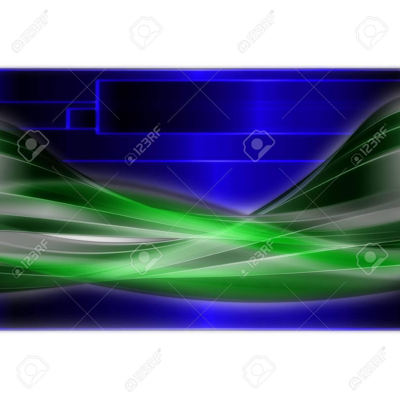 Fantastic abstract elegant and powerful background design illustration Stock Illustration - 10811148