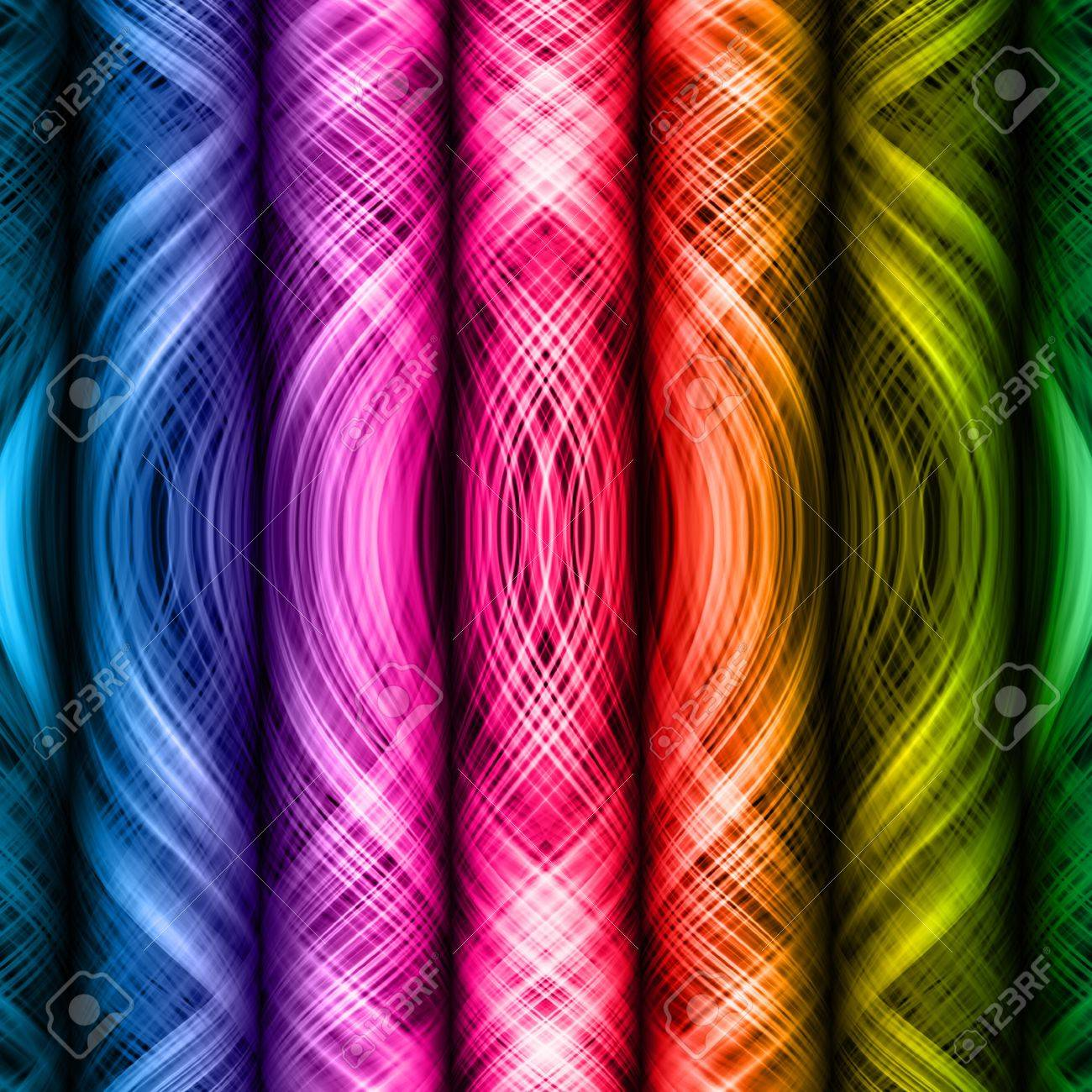 Wonderful abstract decorative stripe background design Stock Photo - 13376735