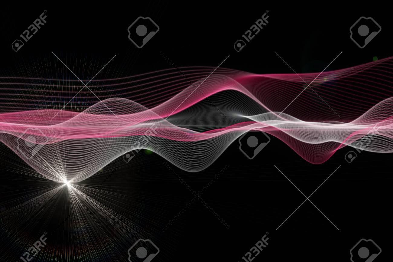 光での強力な背景デザイン イラスト ロイヤリティーフリーフォト