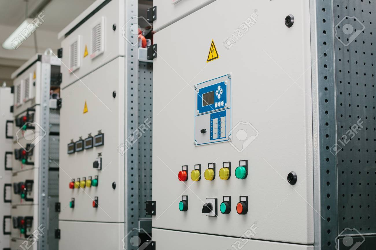 Manufacture Of Low Voltage Cabinets Modern Smart Technologies Wiring Supplies In The Electric Power Industry