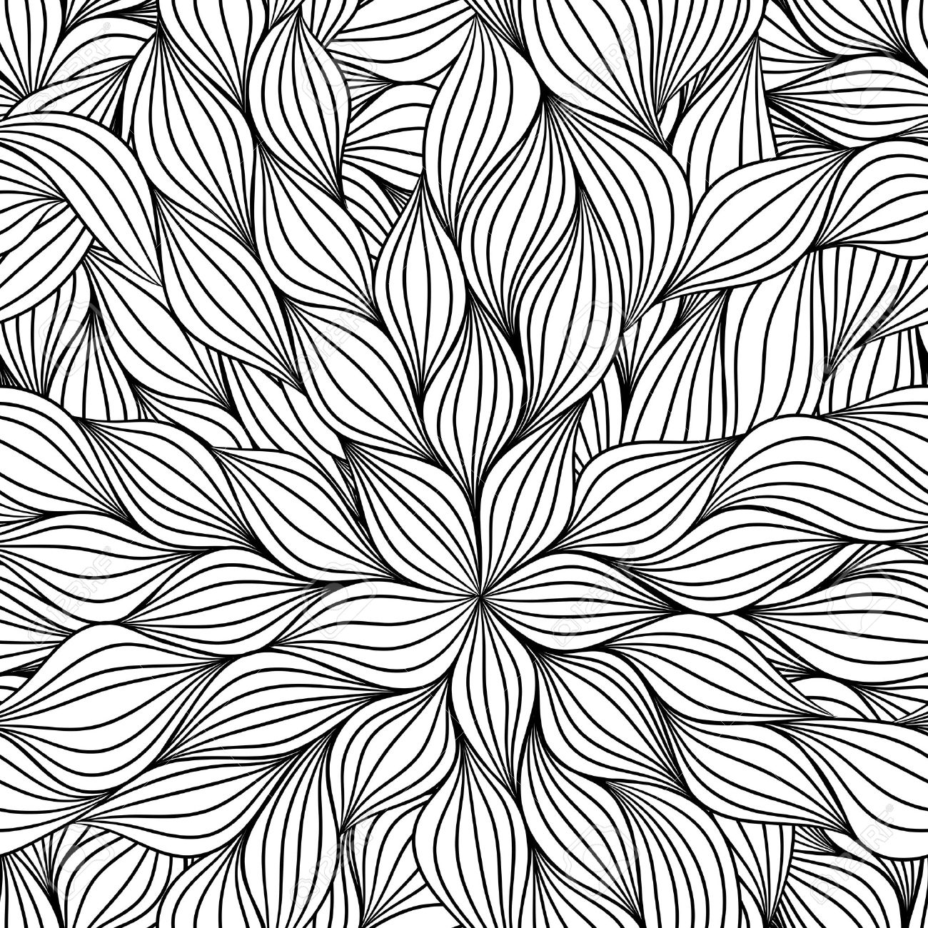 Abstract seamless pattern - 54431118