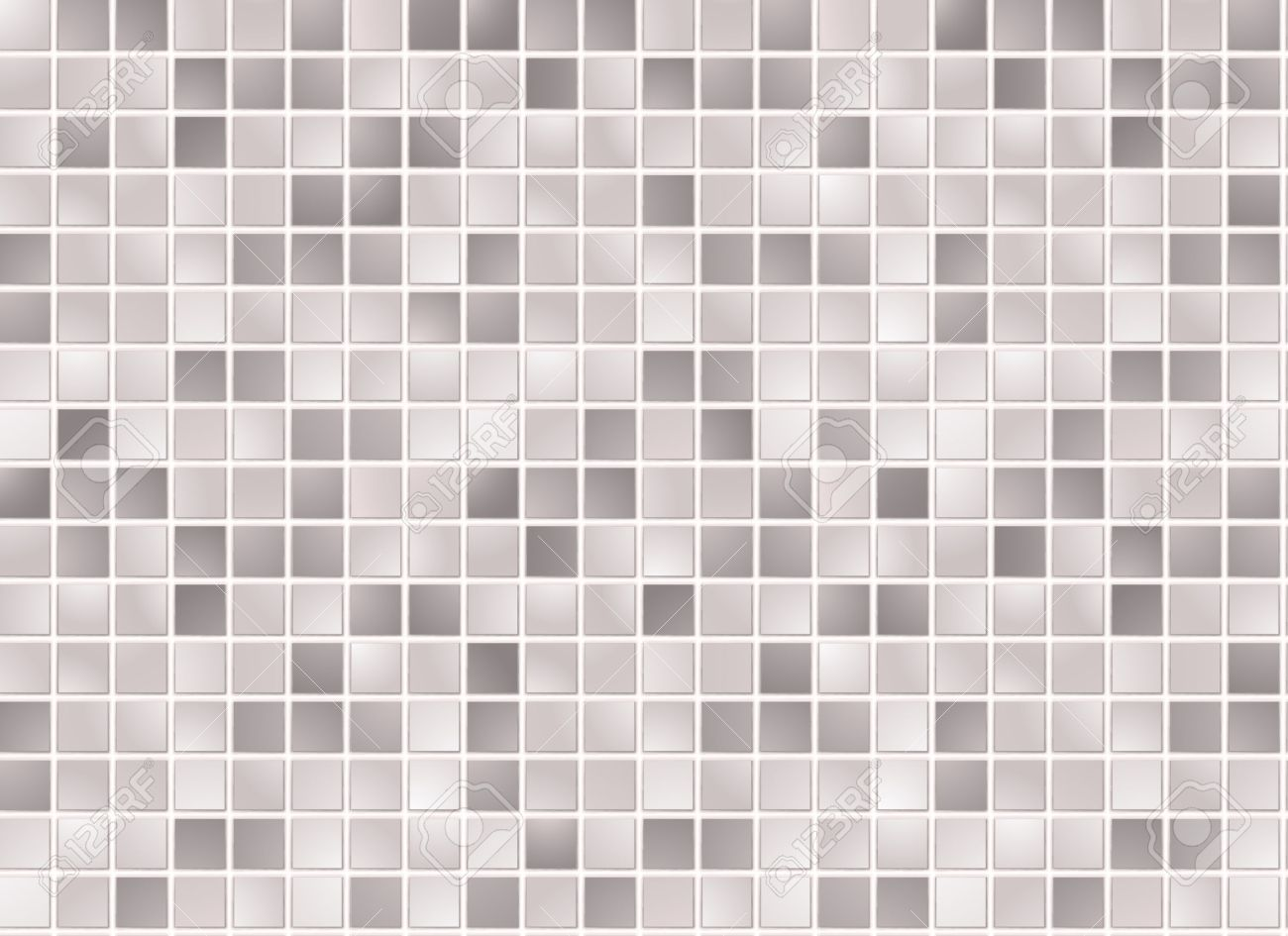 Seamless Grey Square Tiles Pattern Royalty Free Cliparts, Vectors ...