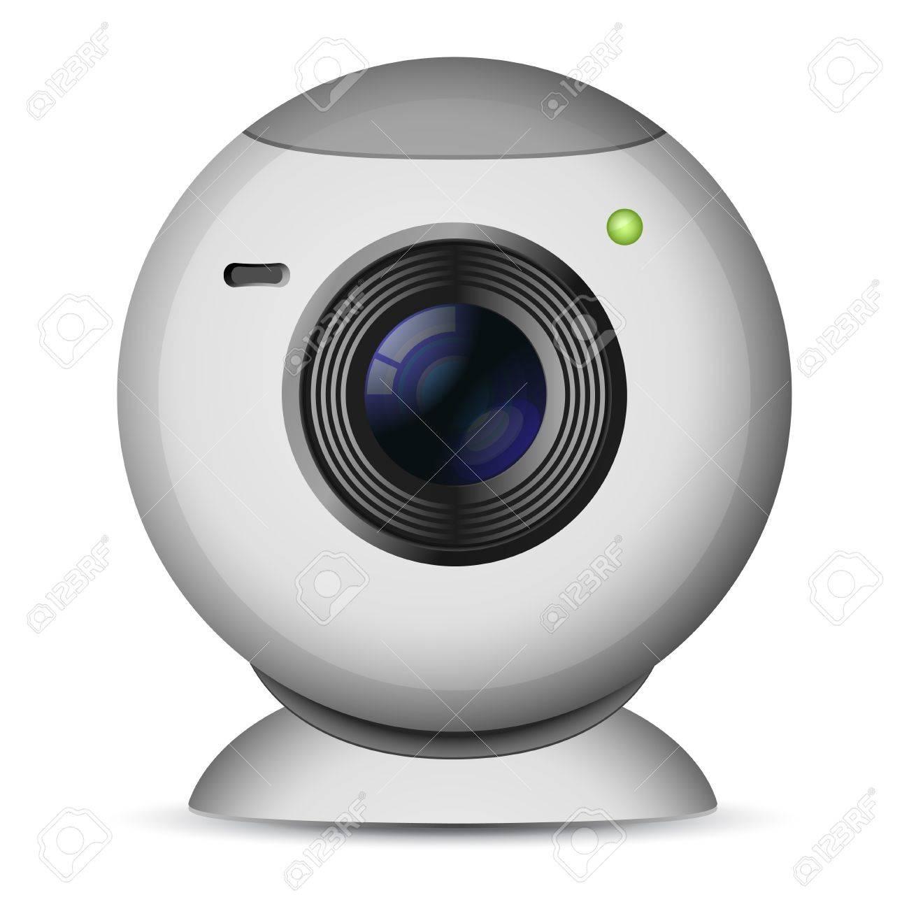 web カメラの図 ロイヤリティフリークリップアート、ベクター、ストック