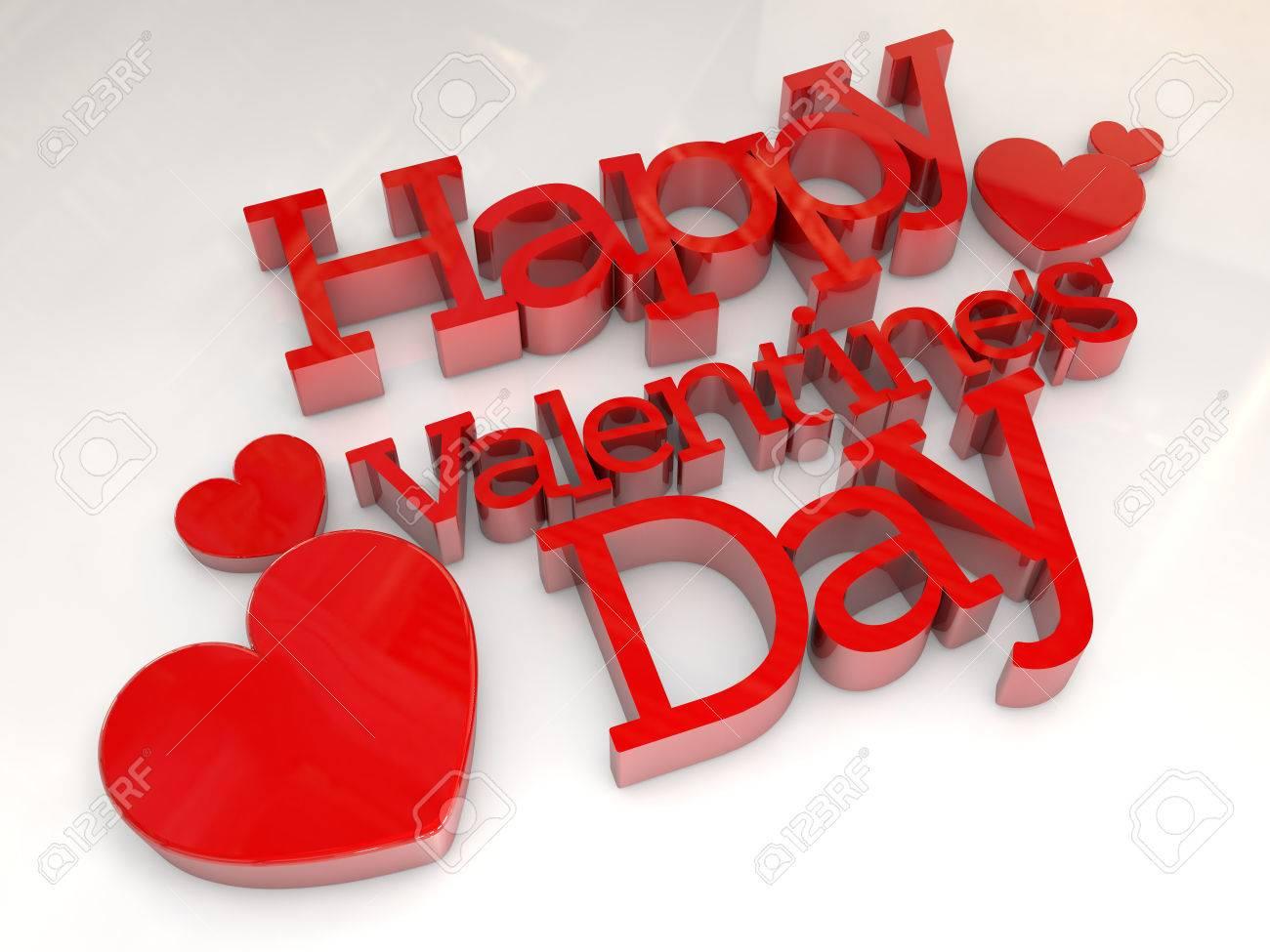 Wedding Valentines Day And Love Symbol