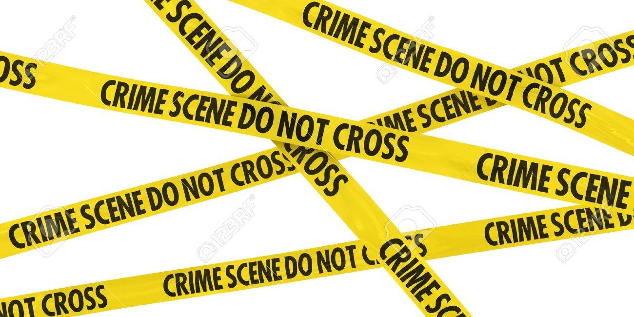 crime scene do not cross tape background stock photo picture and