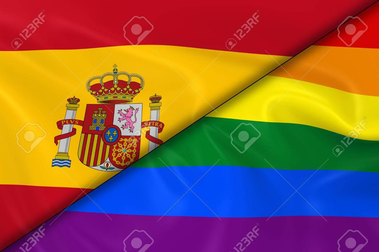 bandera gay espana