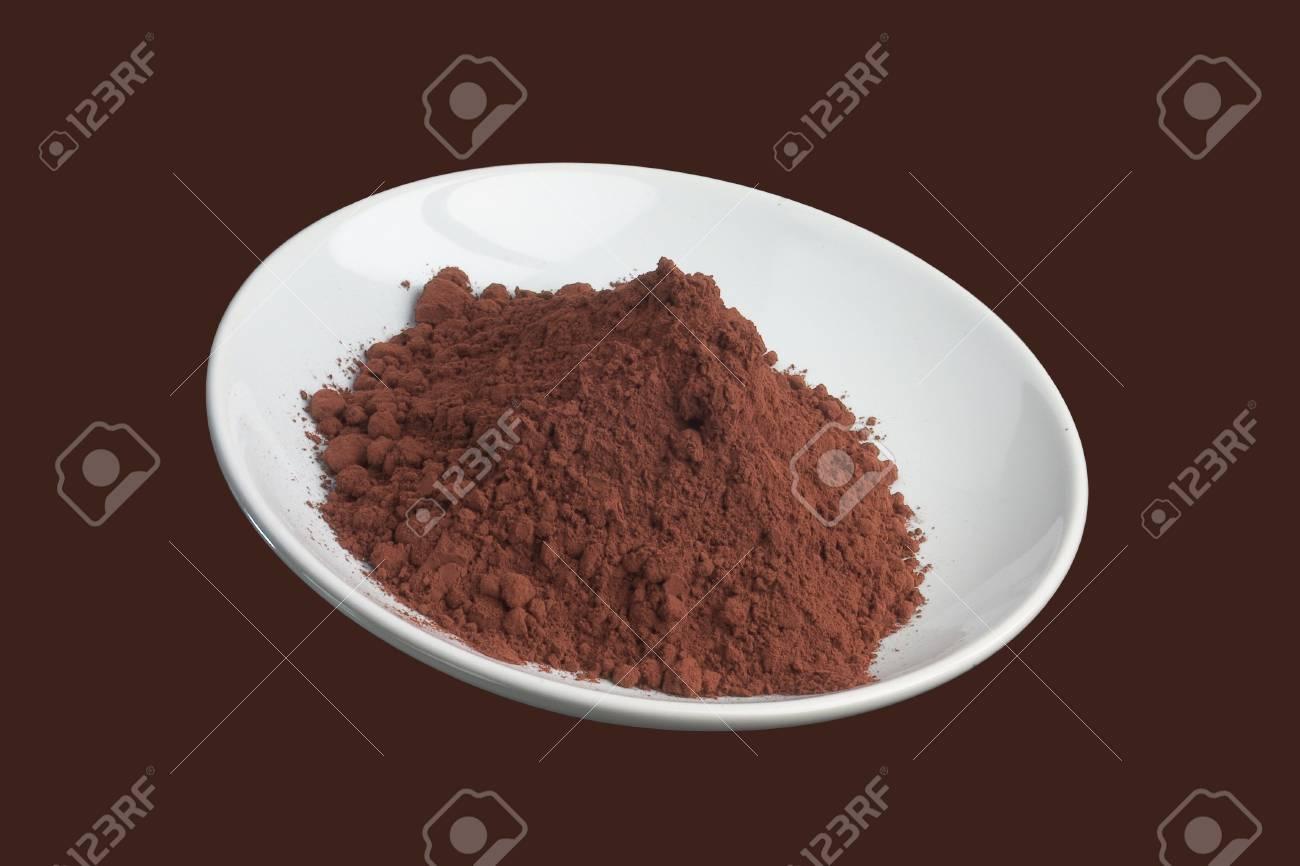 Cocoa powder Stock Photo - 301985