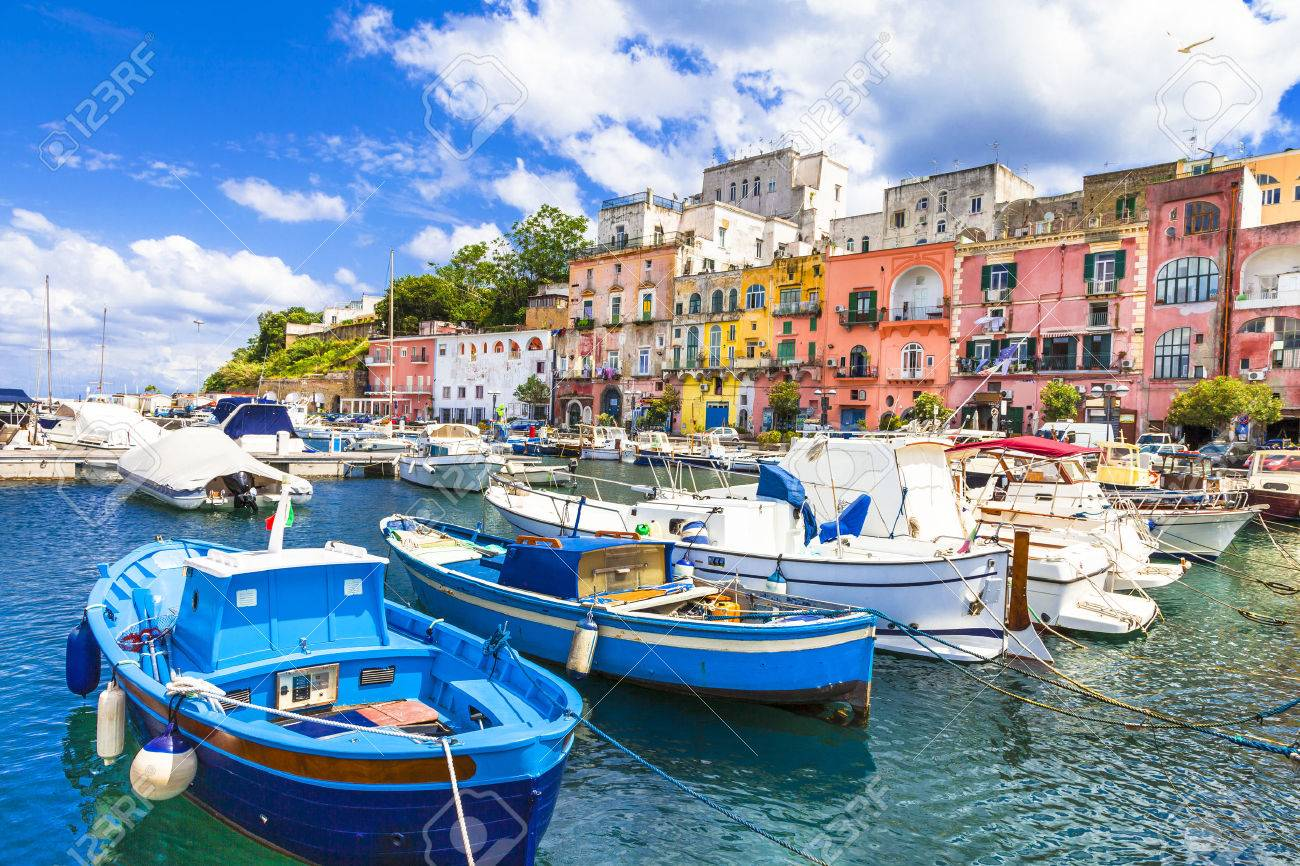islands of Italy - Procida - 44019787