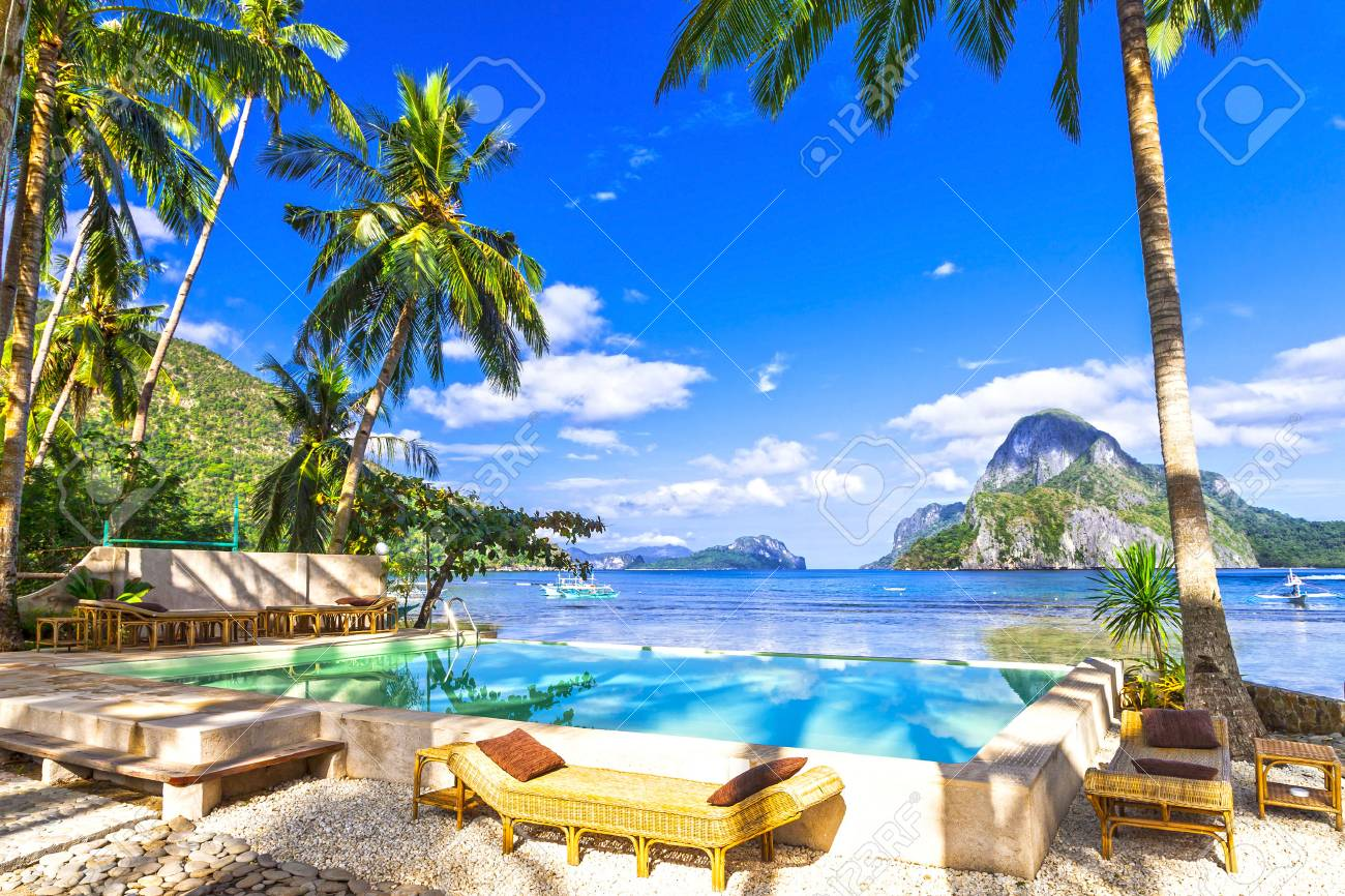 tropical holidays in Philippines, Palawan - 48857868