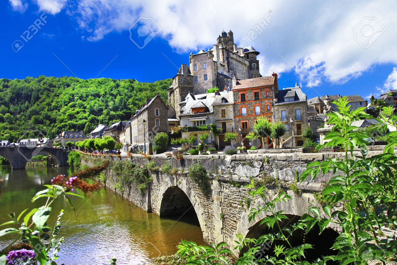 most beautiful villages of France - Estaing - 54427702