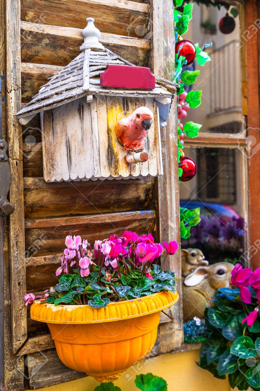 Jolie maison décoration
