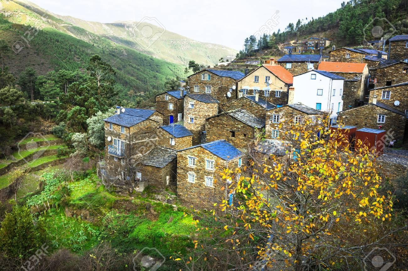 Piodao - beautiful village in Portugal - 60389029