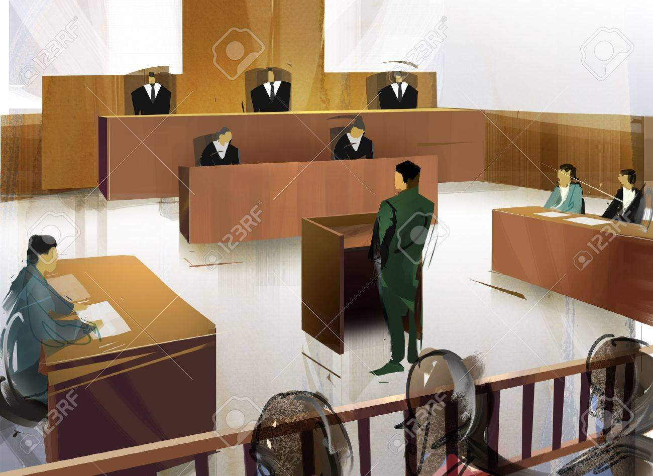 Court Stock Photo - 15406769