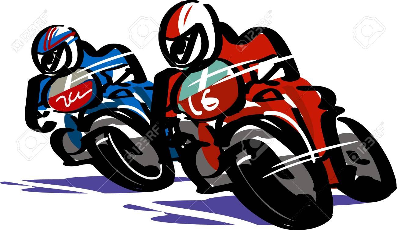 Auto race Stock Photo - 15608405