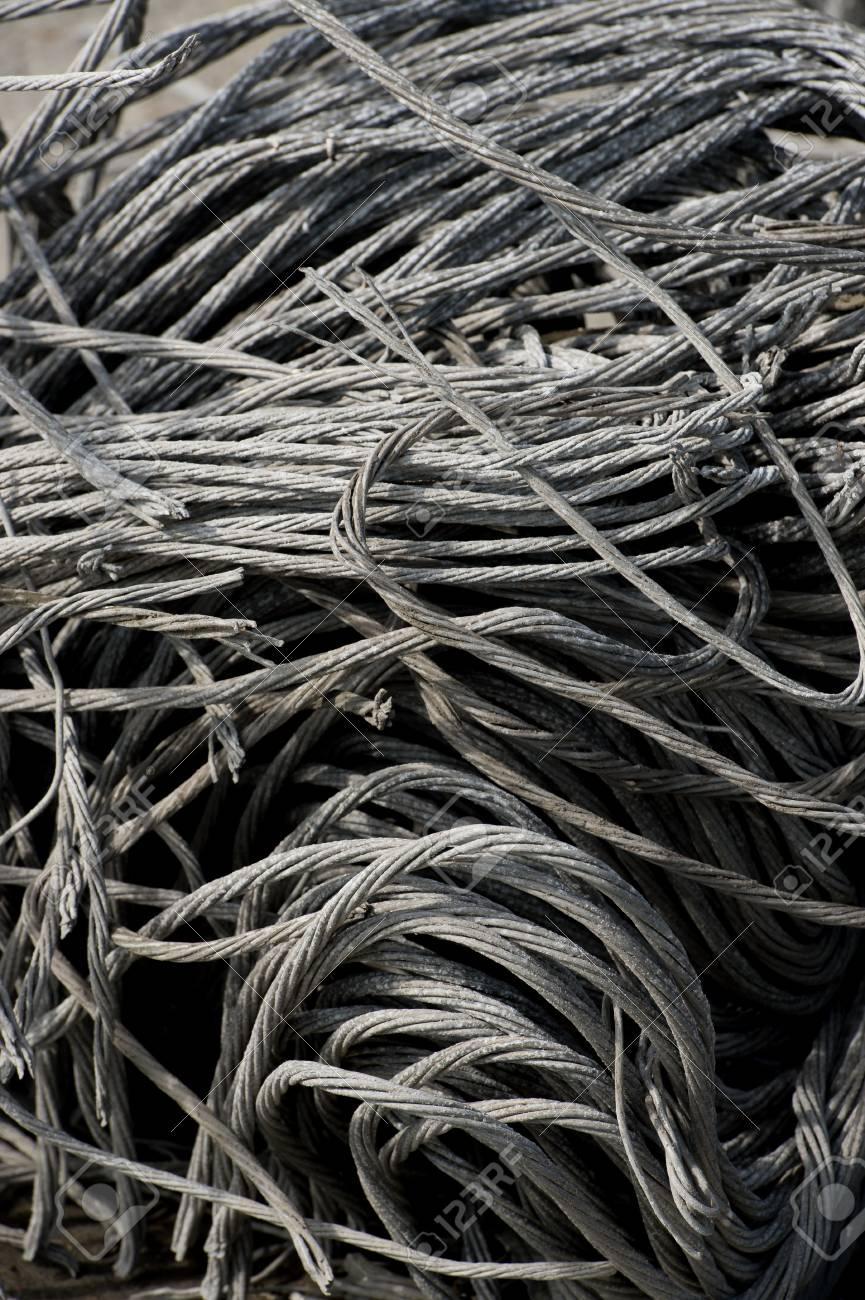Metal finishing processing to suppress Iron, France Stock Photo - 71932122