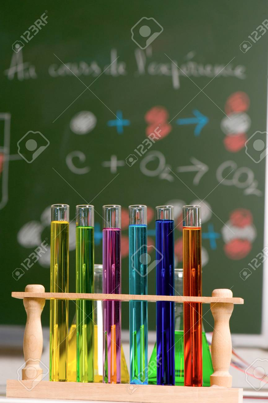 Chemical, Science, Laboratory, Test Tube, Laboratory Equipment Stock Photo - 72921854