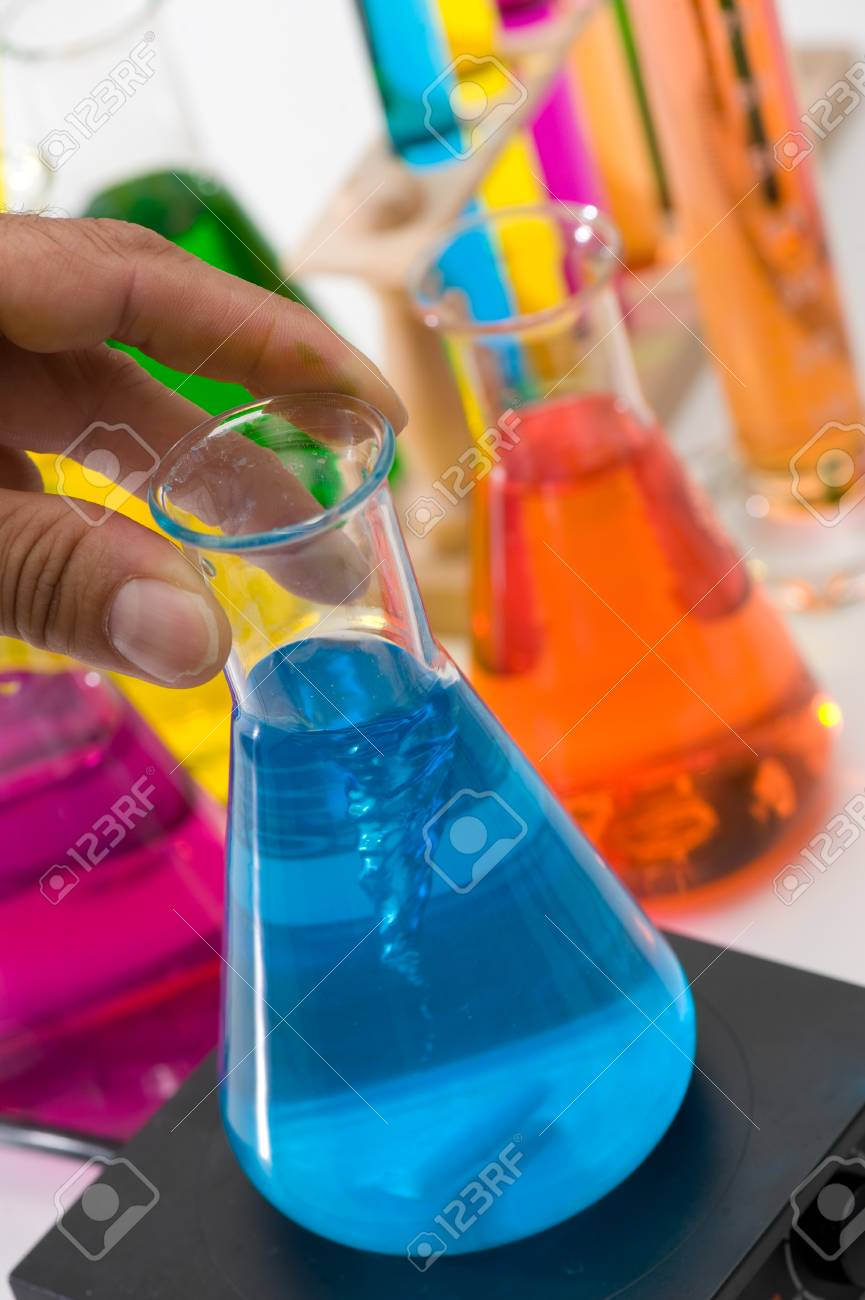 Chemical, Science, Test Tube, Laboratory Equipment Stock Photo - 72959081