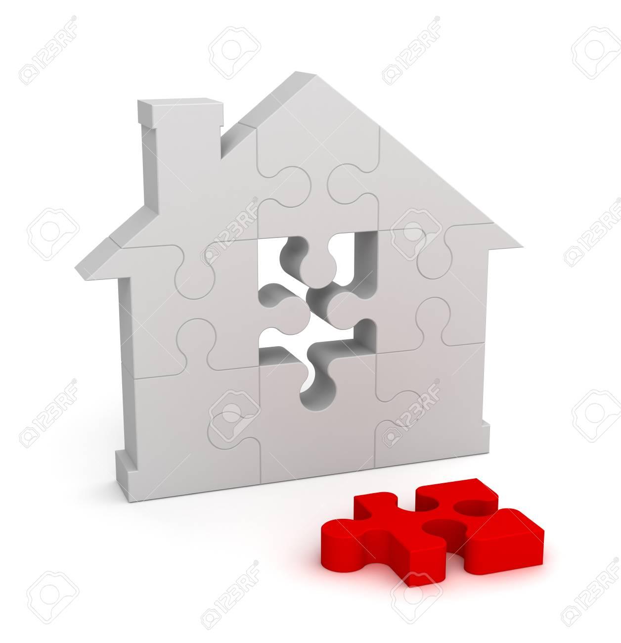Fantastisch Wie Ein Puzzle Zu Hause Gestalten Ideen - Rahmen Ideen ...