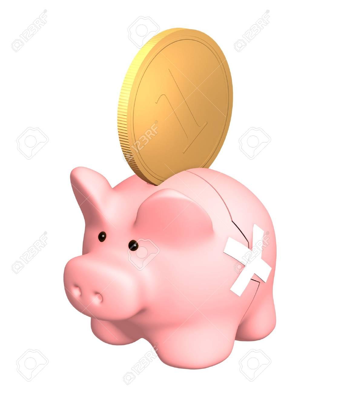 big coin bank