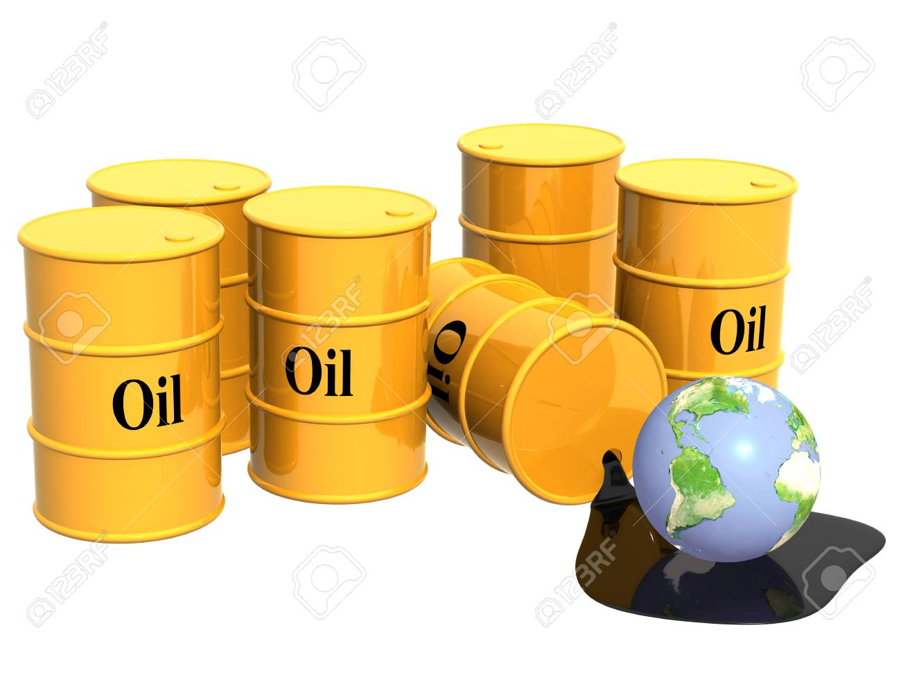 Problems of ecology - environmental pollution Stock Photo - 7579773