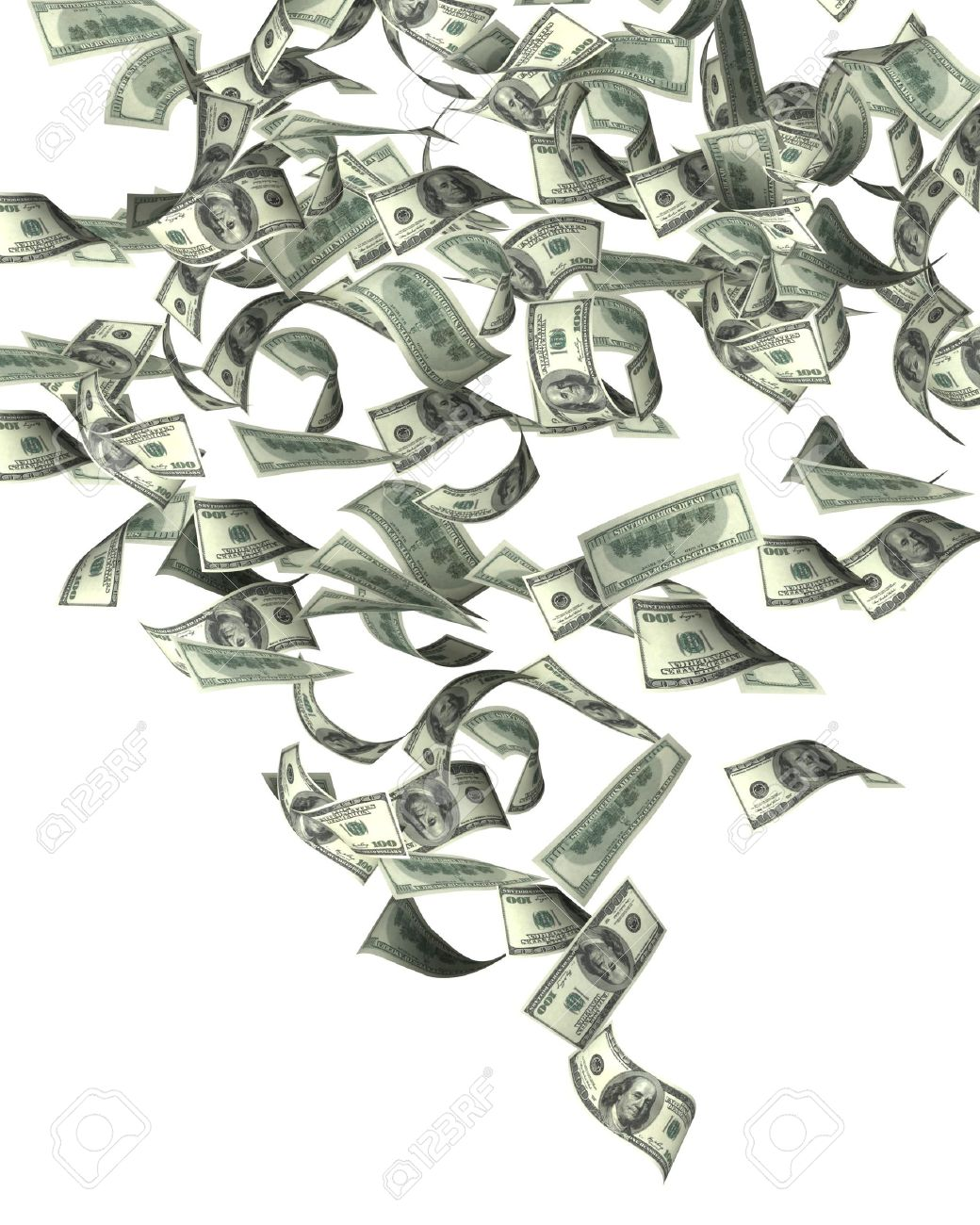Symbol of wealth and success rain from dollars stock photo symbol of wealth and success rain from dollars stock photo 7661761 buycottarizona Gallery