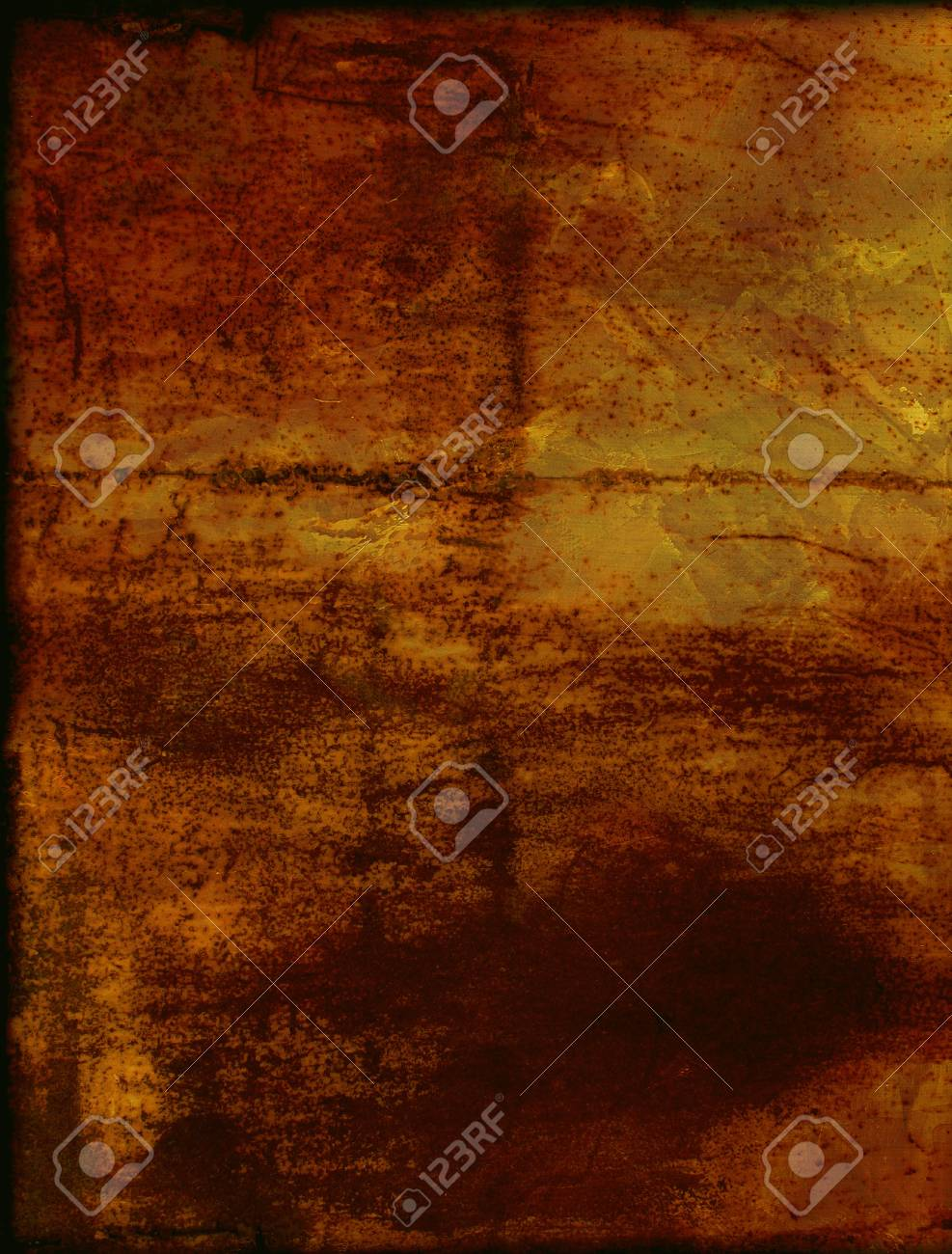 Grunge background with rusty metal texture Stock Photo - 16075121