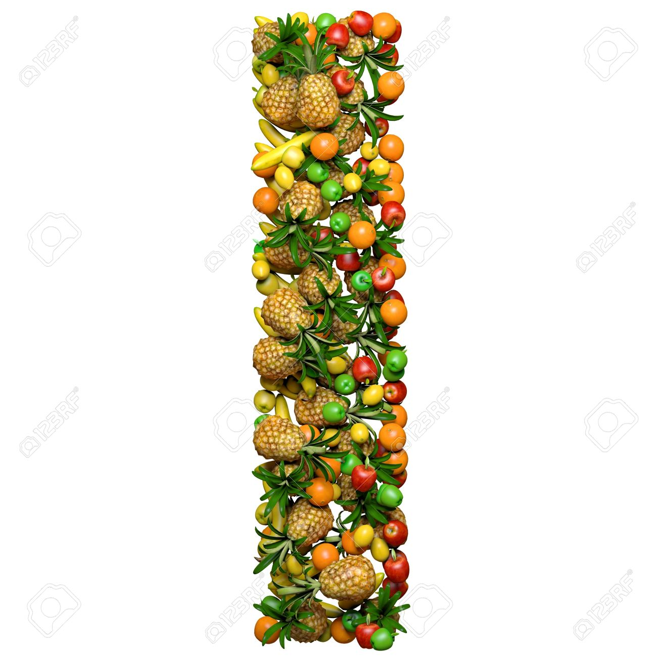 Foods 3d Stock Photos & Pictures. Royalty Free Foods 3d Images And ...