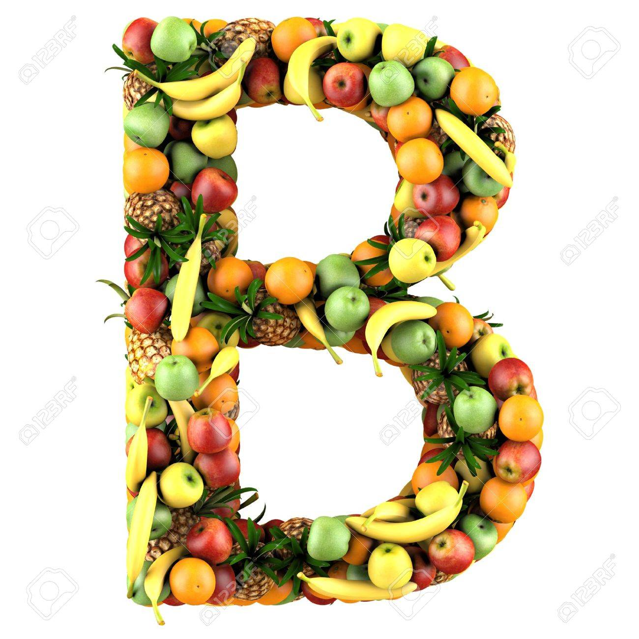 Image result for letter B fruit