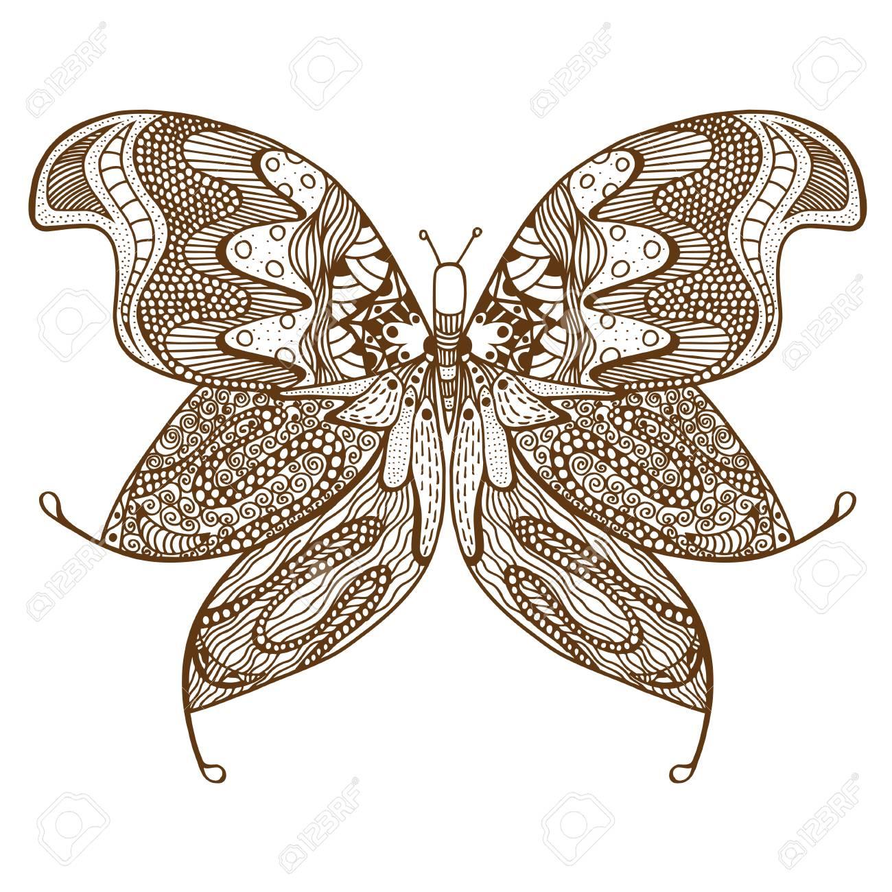 Wunderbar Buchstabe B Schmetterling Färbung Seite Fotos - Entry ...