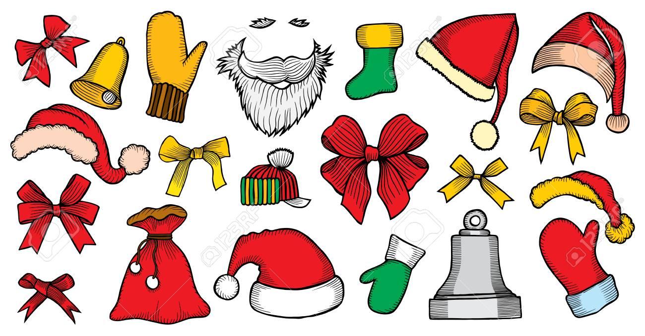 Christmas Drawings.Christmas Holiday Related Drawings