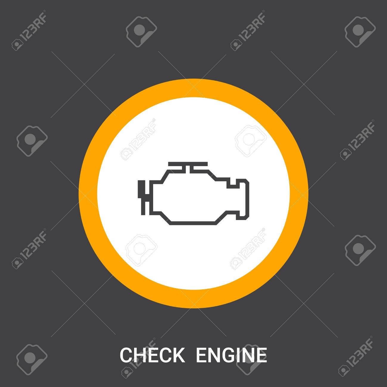 Vector check engine icon royalty free cliparts vectors and stock vector check engine icon stock vector 81782716 biocorpaavc Gallery