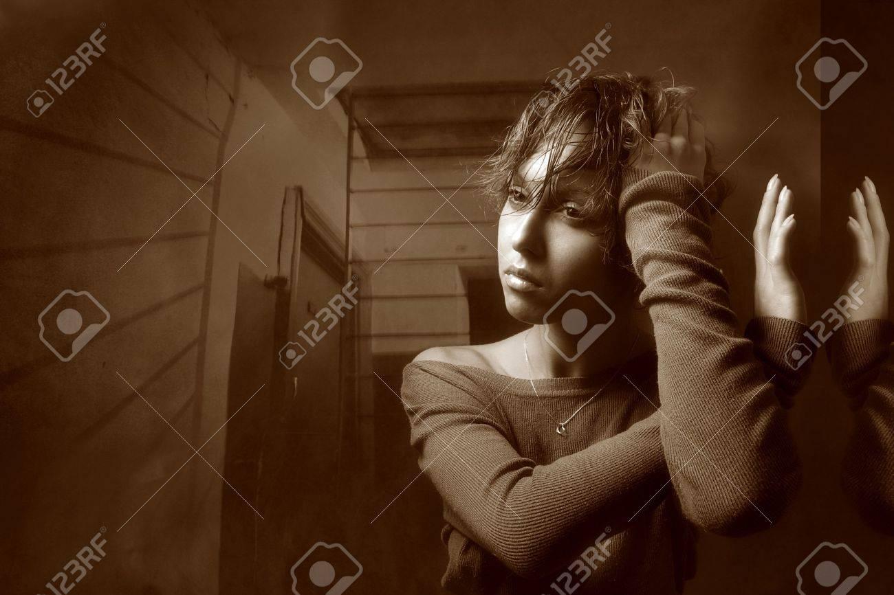 Смотреть онлайн девочку пустили по кругу 9 фотография