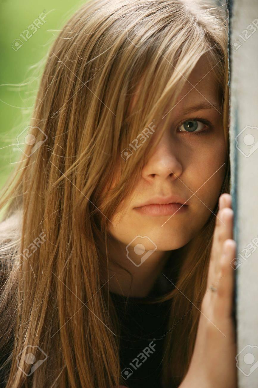 Фото красивых девочек подростков моделей 12 фотография