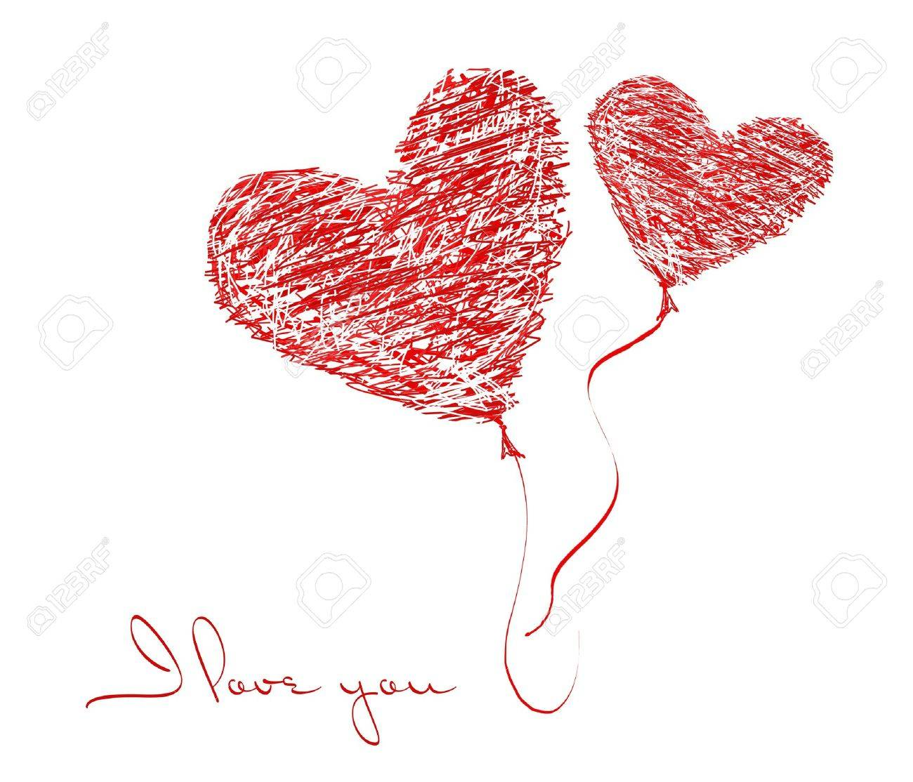 Template Design For Greeting Valentines Card Photo Picture – Template for Valentine Card