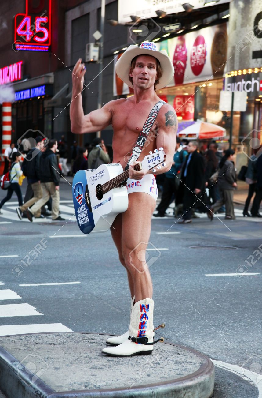 The naked cowboy new york photo 26