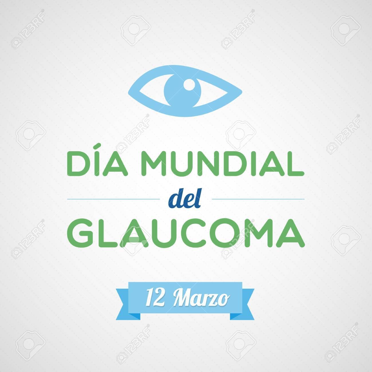 World Glaucoma Day in Spanish - 26543479
