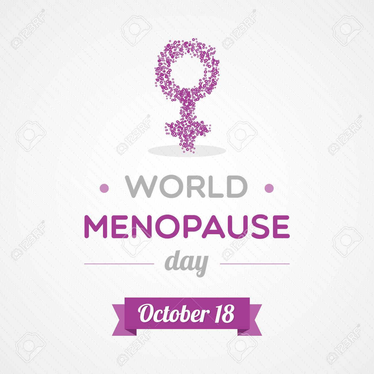 World Menopause Day images