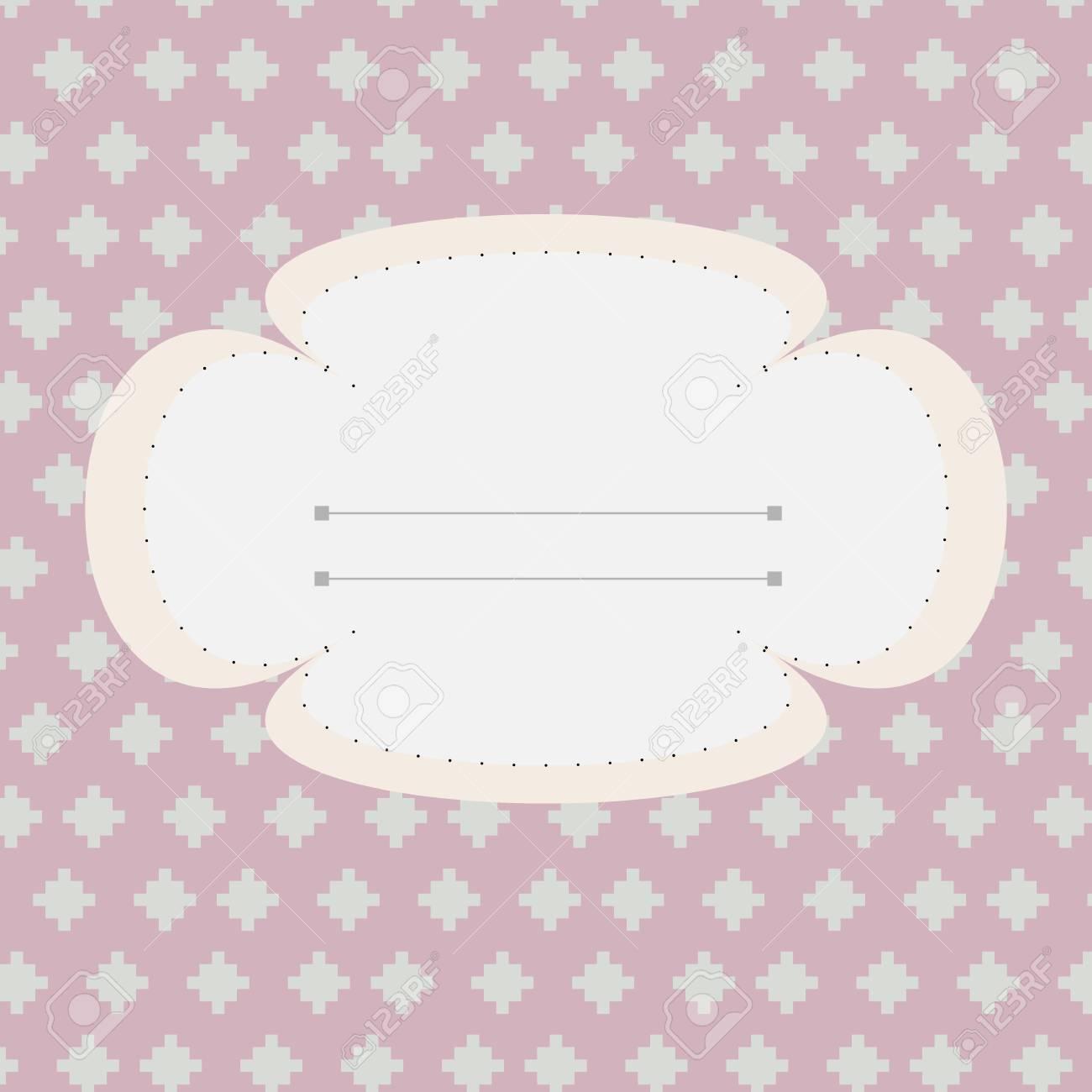 Girlish School Agenda Cover. Greeting Card. Marriage Invitation ...