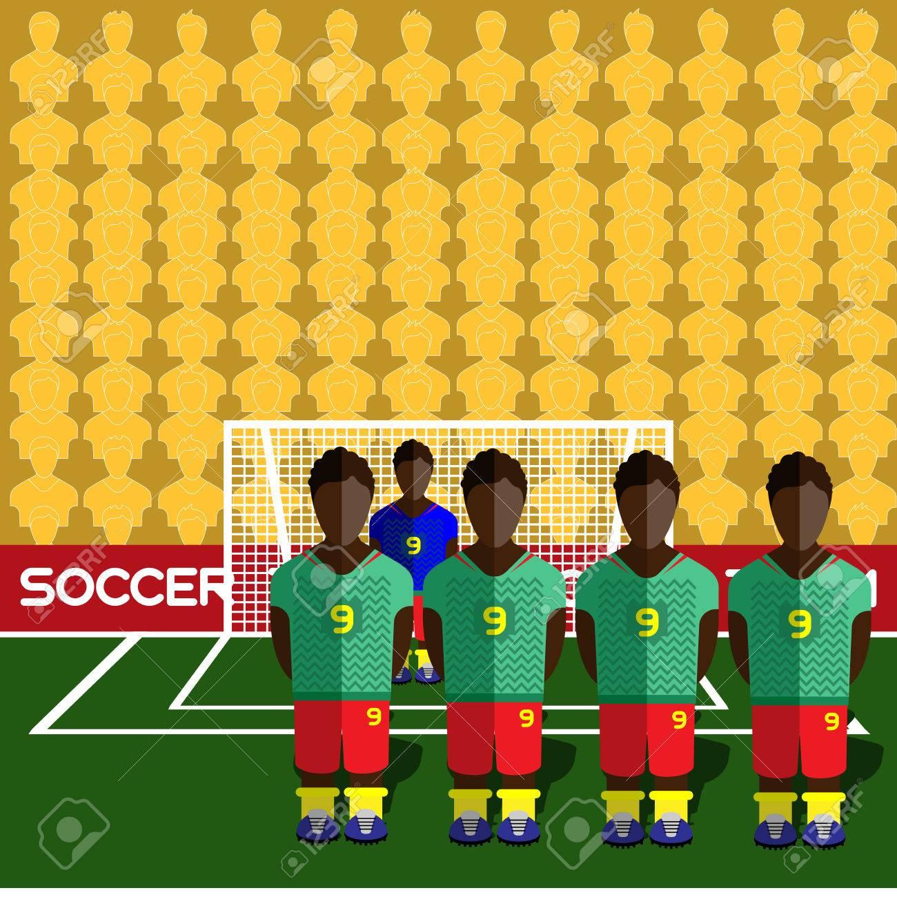 サッカー カメルーン