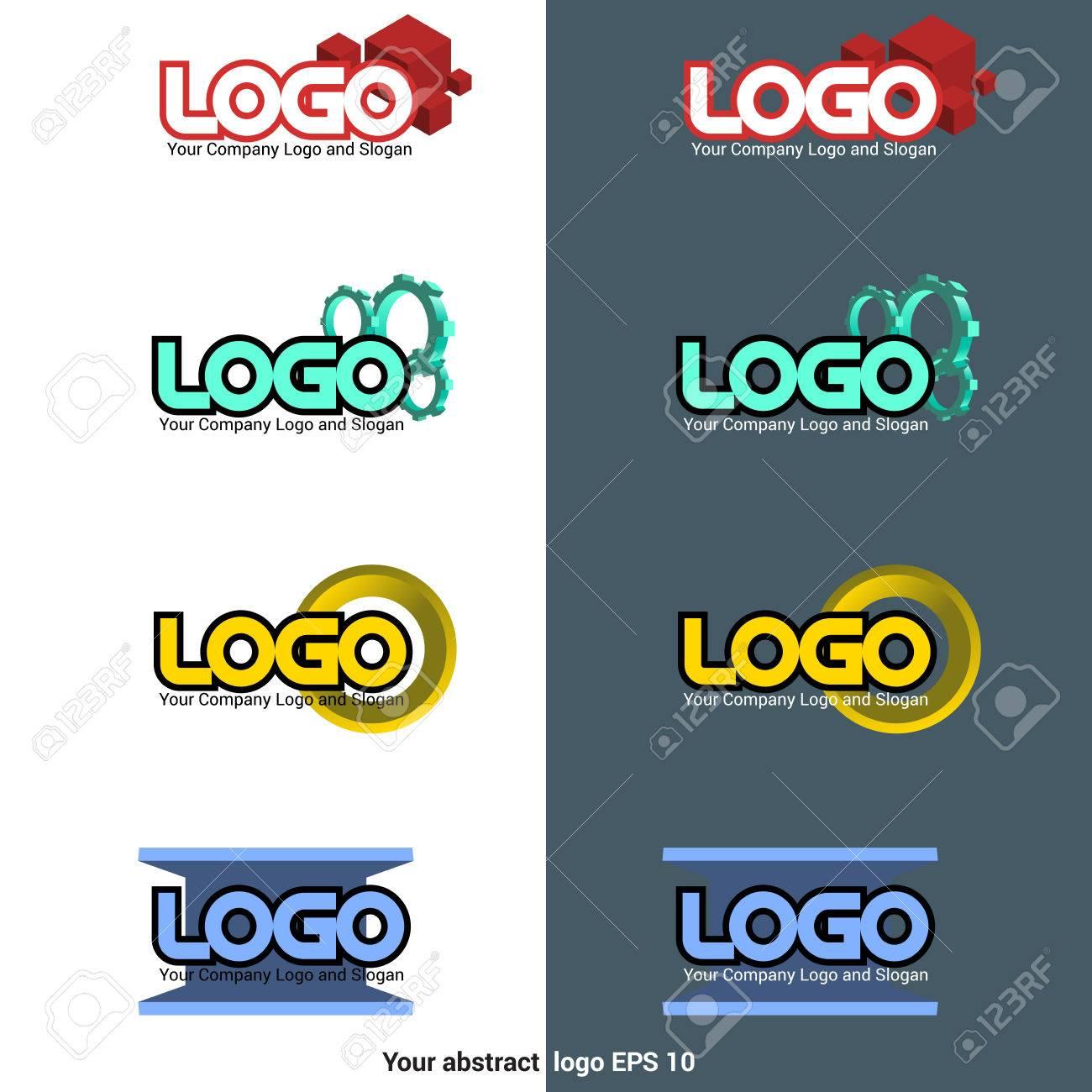 Construction company logotype sign templates logo with bricks construction company logotype sign templates logo with bricks logo with cogwheels logo with colourmoves Images
